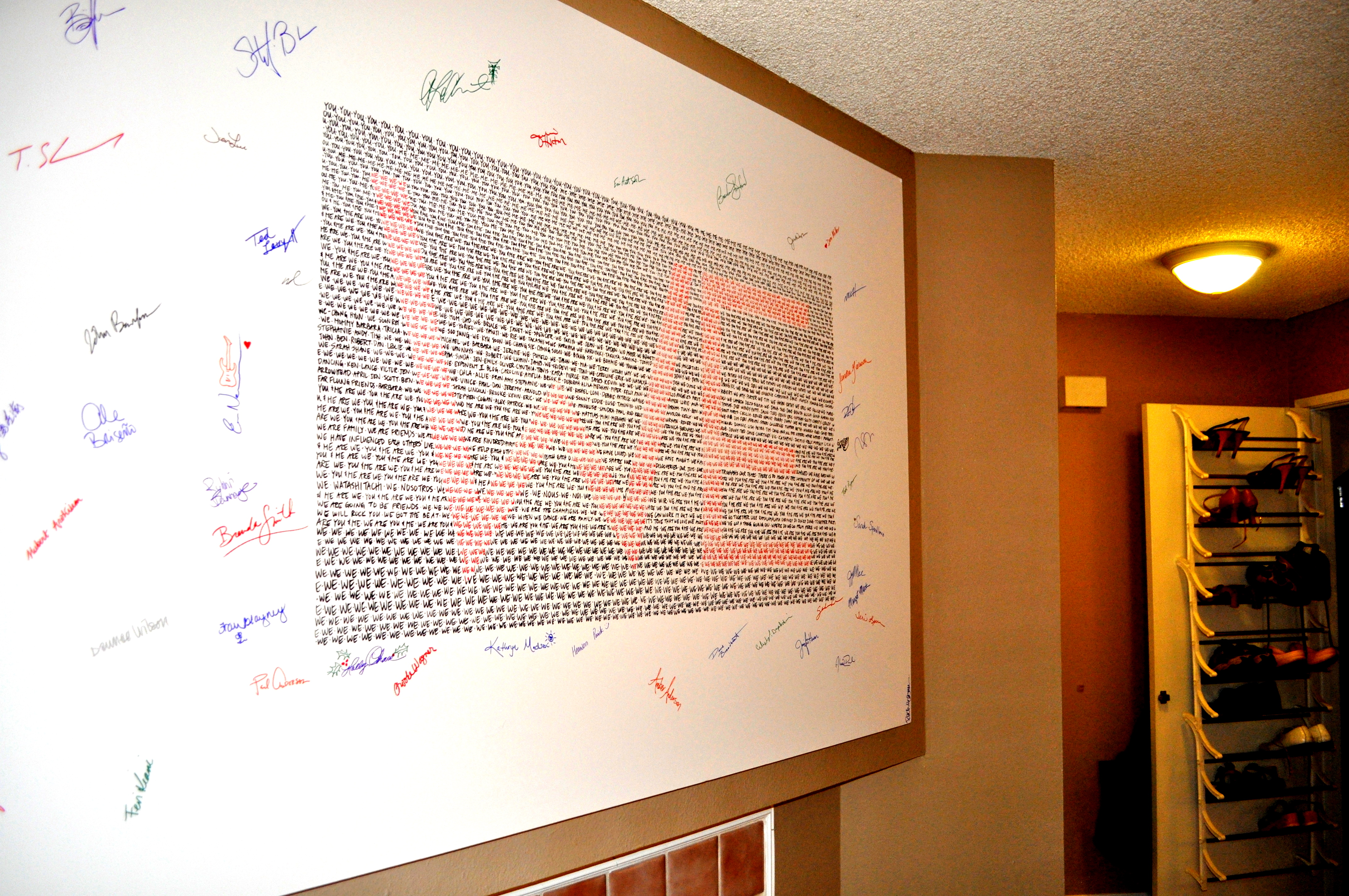 The WE Canvas
