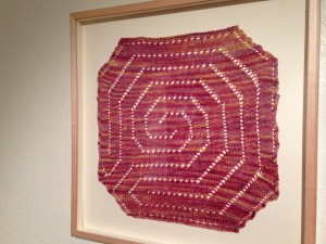 Knitted Labyrinth