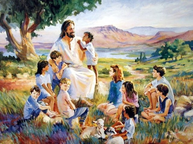 Jesus_w_children