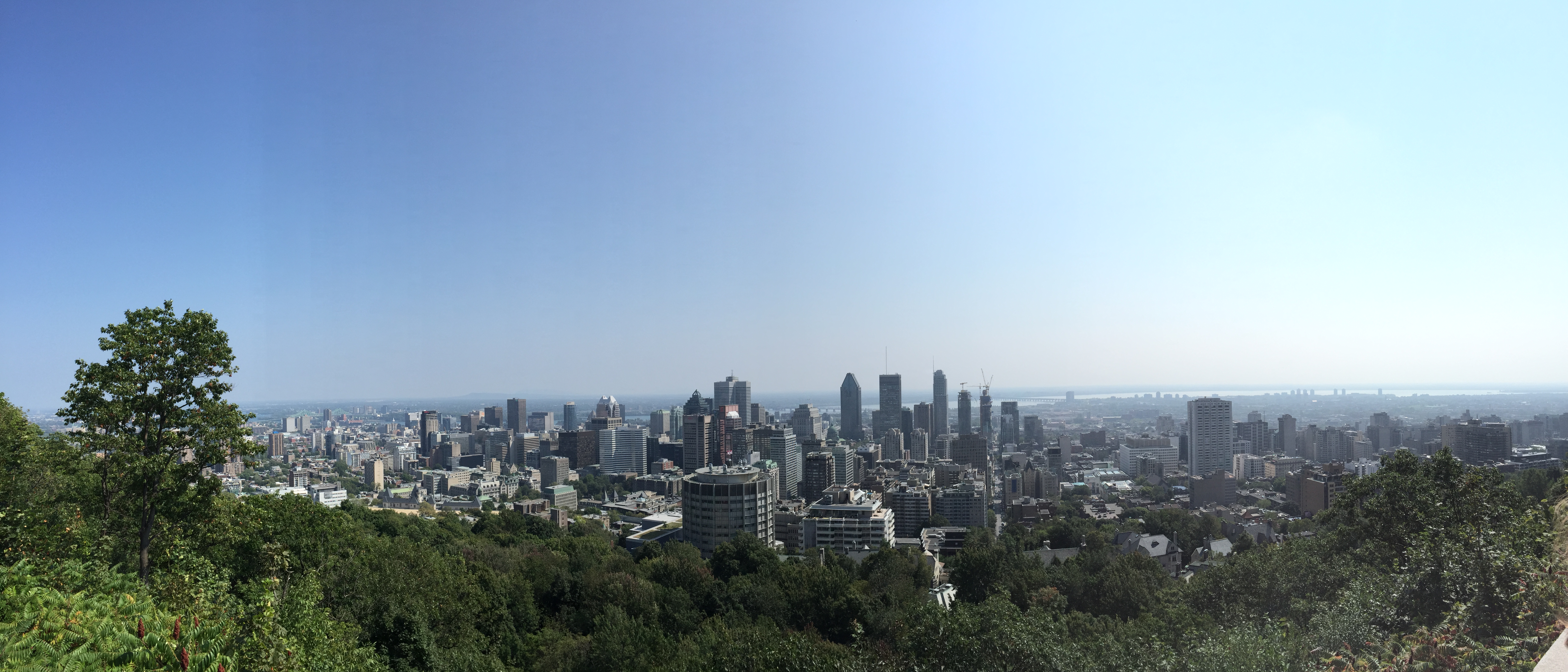 From my solo trip to Montreal!